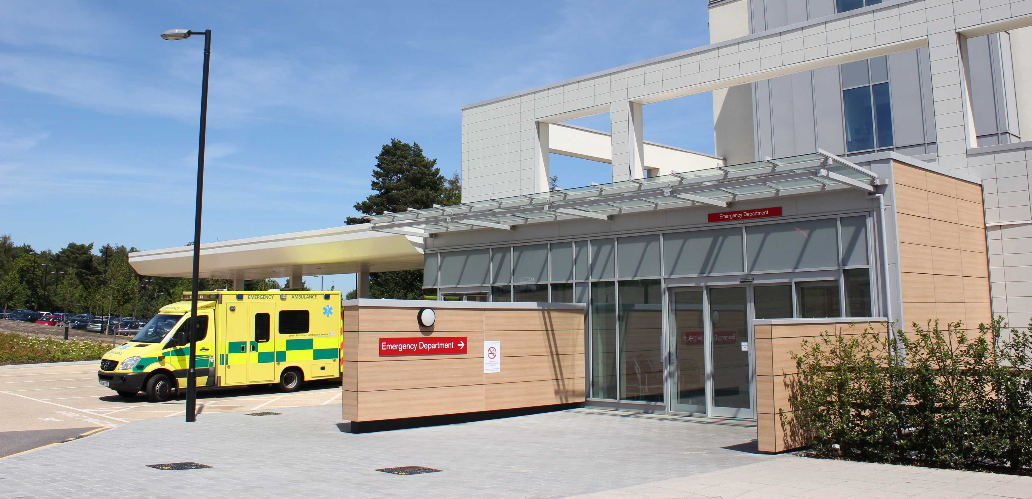 Accident and Emergency (A&E) - Maidstone and Tunbridge