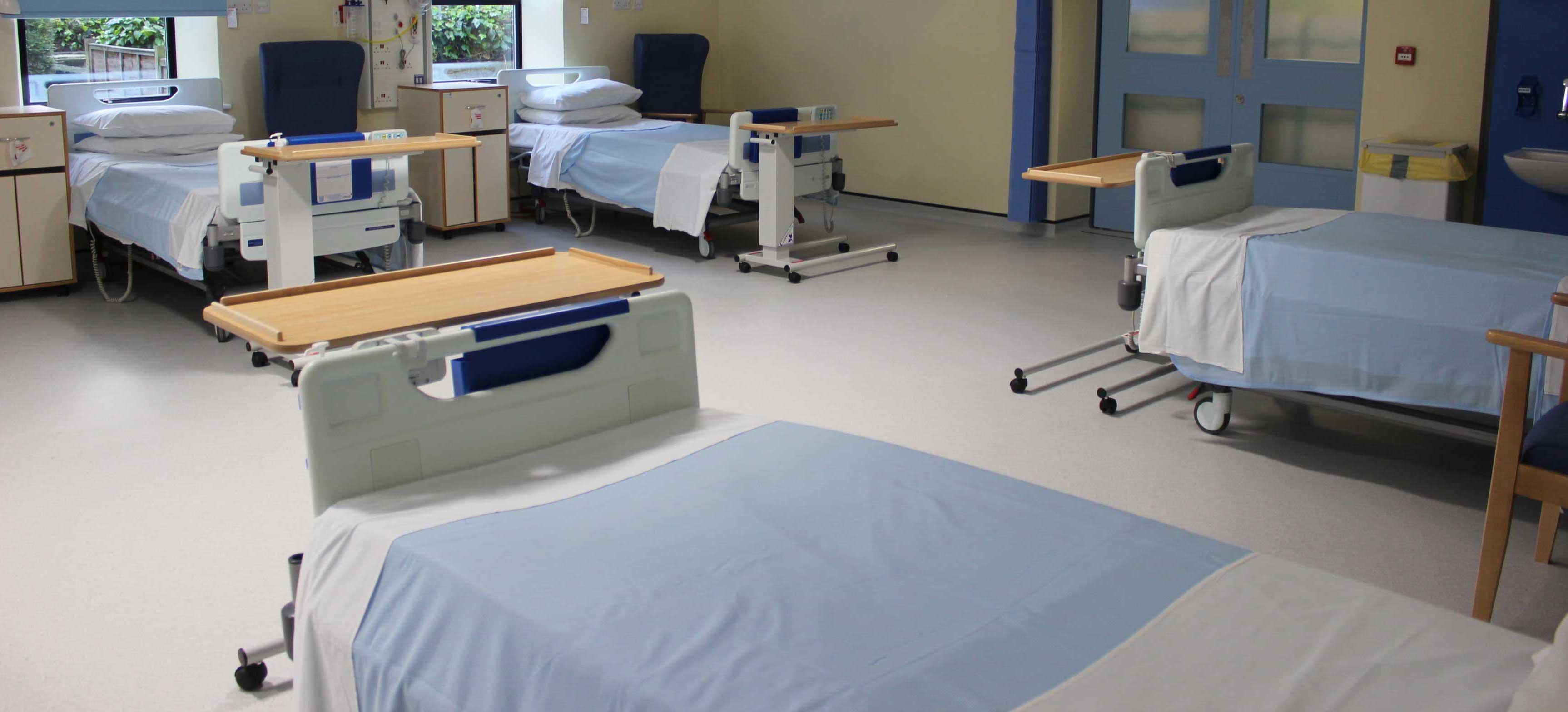 Hospital Design Room For Improvement